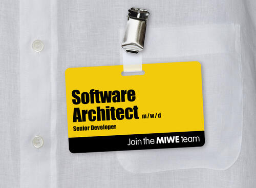 MIWE Software Architect (m/w/d) Senior Developer